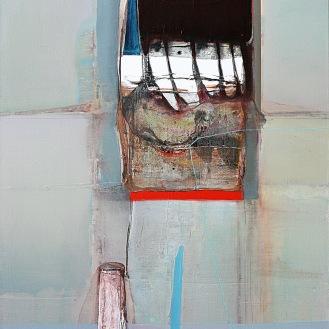 Window, 60x70 cm