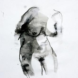 A naked body