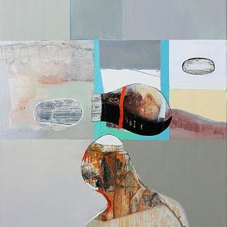 Oil on canvas, 60x70 cm